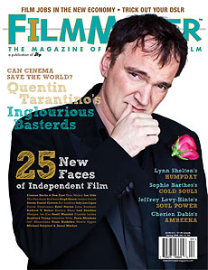 Filmmaker Magazine Cover